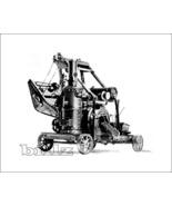 OnTrak HO 5107 - 1920 Steam Powered Cement Mixer - KIT - $32.50