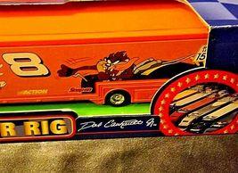 NASCAR Dale Earnhardt Jr. #8 Trailer Rig Die-Cast Collector Orange AA19-NC8003 image 4