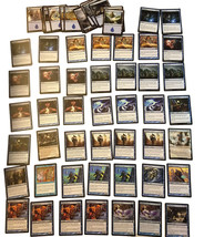 Magic the Gathering MTG Blue Mono Color Mill / Discard (66) Card Starter... - $29.88