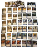 Magic the Gathering MTG All Blue Mono Color Mill / Discard (66) Card Deck - $29.88