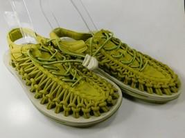 Keen Uneek Größe: US 7 M (B) Eu 37.5 Damen Sport Sandalen Schuhe Moos/Se... - $55.05