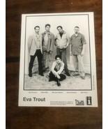 Vintage Eva Trout - Glossy Press Promotional Photo 8x10 - $8.00