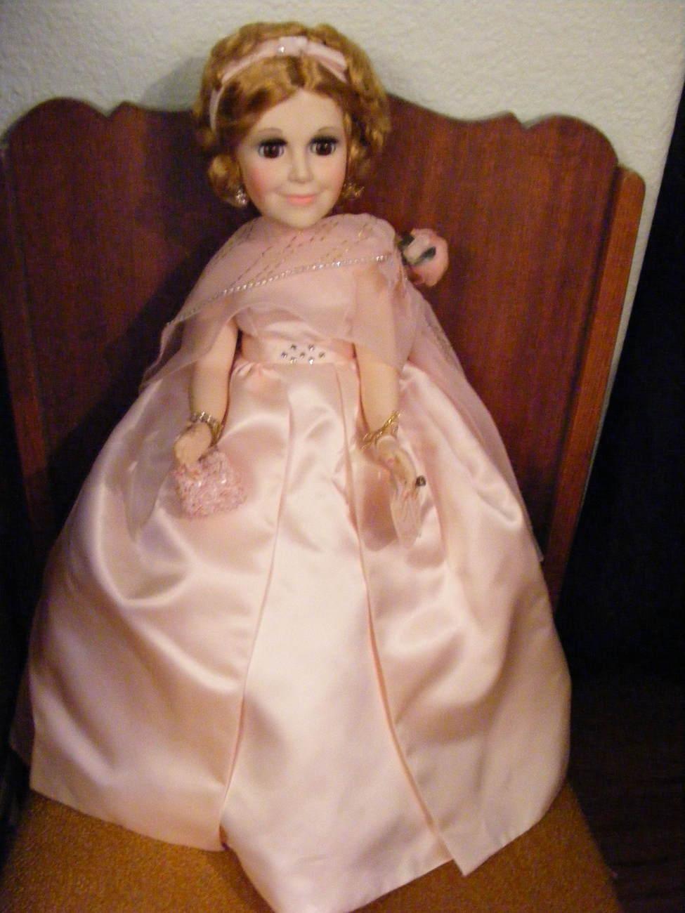 Vintage Madame Alexander Large Self Portrait Doll 299$ Tribu