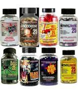 CLOMA PHARMA Fat Burners/Weight Loss (CHOOSE ANY KIND) New & Sealed ENERGY! - $25.50