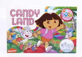 Dora Candy Land Strategy Board Game Players 2-4 Age 3+ - $18.69