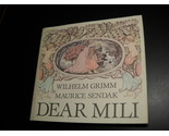 Book sendak grimm dear mili hcdj 1988 first edition 01 thumb155 crop