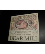 Dear Mili Wilhelm Grimm Maurice Sendak First Edition 1988 Hard Cover Dus... - $10.99