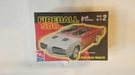 AMT ERTL BARRIS KUSTOM FIREBALL 500 1/25 SCALE MODEL KIT - NEW IN SEALED... - $27.72
