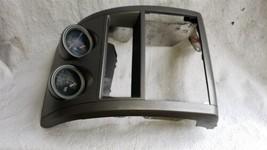 07-09 Nissan Sentra SE-R Spec-V Dash Stereo Surround Oil & G-Force Gauge Pod image 2