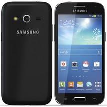 Samsung Galaxy Core 16GB 4G LTE (GSM UNLOCKED) Smartphone SM-G386W | Black