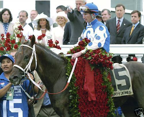 Primary image for DVD - Entire 2004 TRIPLE CROWN Race Broadcasts - SMARTY JONES & BIRDSTONE