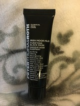 Peter Thomas Roth IRISH MOOR MUD PURIFYING BLACK MASK 0.47oz/14mL Travel... - $7.91