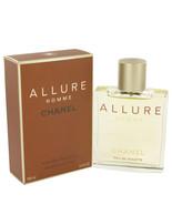 New ALLURE by Chanel Eau De Toilette Spray 3.4 oz for Men #532760 - $160.50