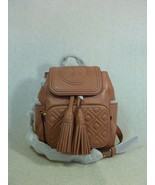 NWT Tory Burch Tramonto Quilted Leather Mini Fleming Backpack $398 - $398.00