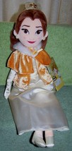 "Disney BELLE in Winter Cape 18.5"" Plush Doll NWT - $16.88"