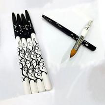 1pc No.10 Nail Art Pen Brush Acrylic Kolinsky Detachable Sable Brushes Tool - $6.94