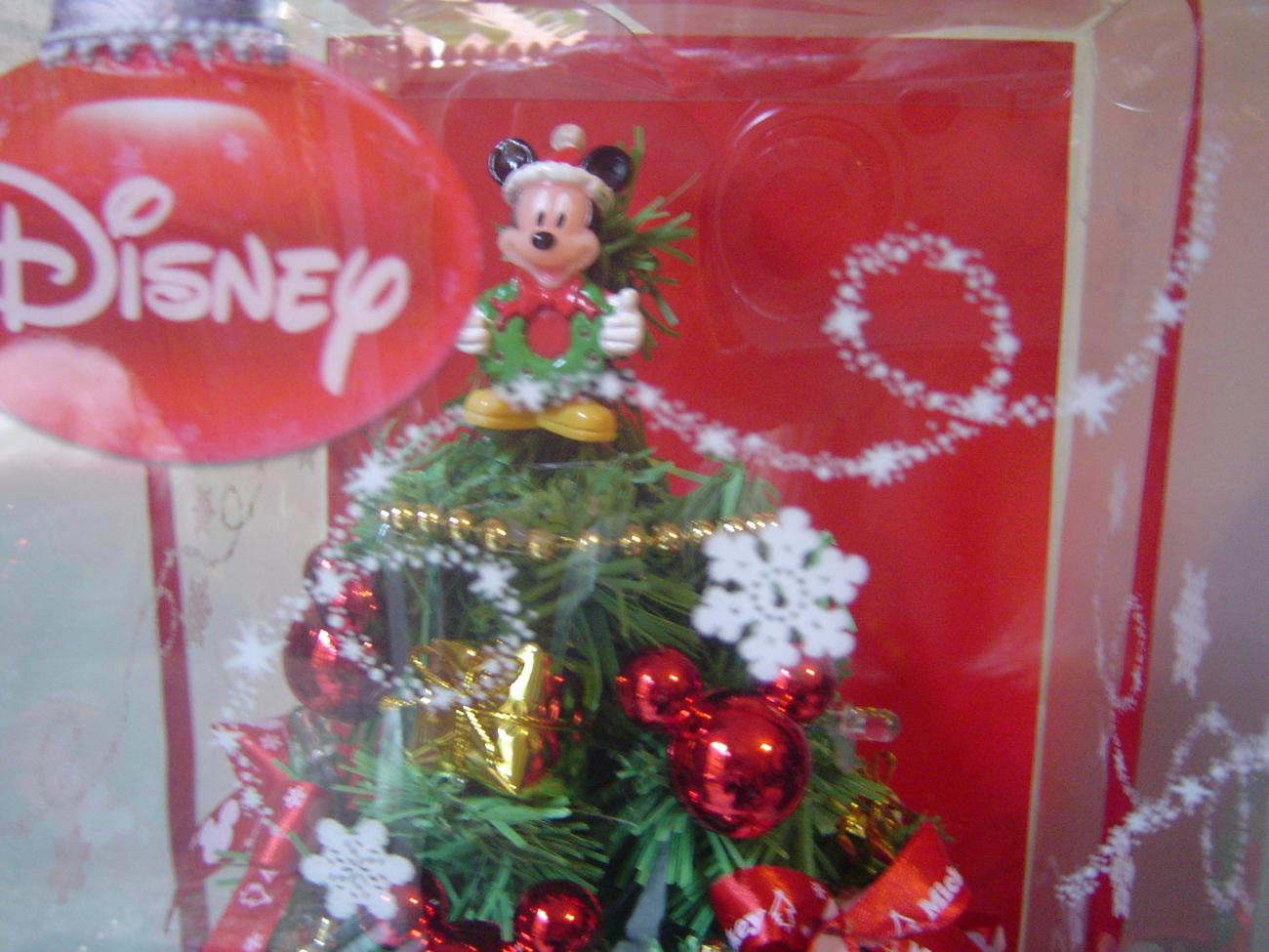 Disney Mickey Mouse Light Up Musical Christmas Tree