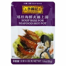 Lee Kum Kee Soup Base For Seafood Hot Pot 1.8 oz ( Pack of 12 ) - $34.64