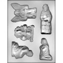 3 Pack- Nativity Mold - $17.93 CAD