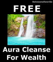 Naiad Free Freebie Cleanse Aura Karma For Wealth Betweenallworlds Spell - $0.00