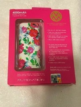 Macbeth Collection 4000 mAh Powerbank - Rosey (MB-PB454-RSY) - NEW™