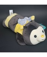 "Sunny Bee SQUISHMALLOW 13"" Laying Hug Mees Kellytoy  - $24.74"