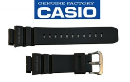 Genuine Casio G-SHOCK GW-9100 ORIGINAL  Gulfman Watch Band Black Rubber... - $37.95