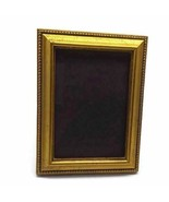 """Picture Frame pic size 3.75"""" x 5.5"""" Rectangle Antique Table Top / Wall M... - $19.99"""