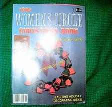Womens Circle Christmas Book 1985 Issue - $4.00