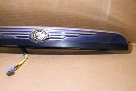 08-10 Chrysler Town & Country Rear Liftgate Tailgate Hatch Handle Trim W/ Camera image 3