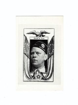 PICTURE POSTCARD- GERALD R. FORD  BK4 - $2.91