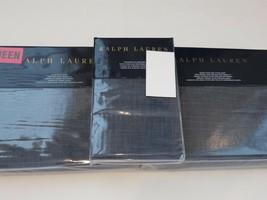 Ralph Lauren Artisan Loft Laight 4P queen sheet set $405 - $213.35