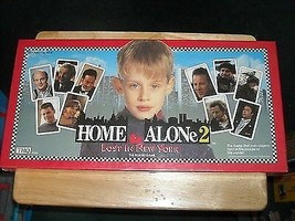 Vintage Board Game 1992 Home Alone 2 Lost In New York THQ #7001 - $94.79