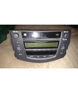 Toyota OEM AM FM DVD Stereo Radio 86120-0R071 Rav4 Corolla 2012 + - $89.99
