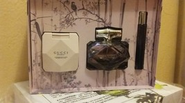 Gucci Bamboo 2.5 Oz Eau De Parfum Spray 3 Pcs Gift Set image 1