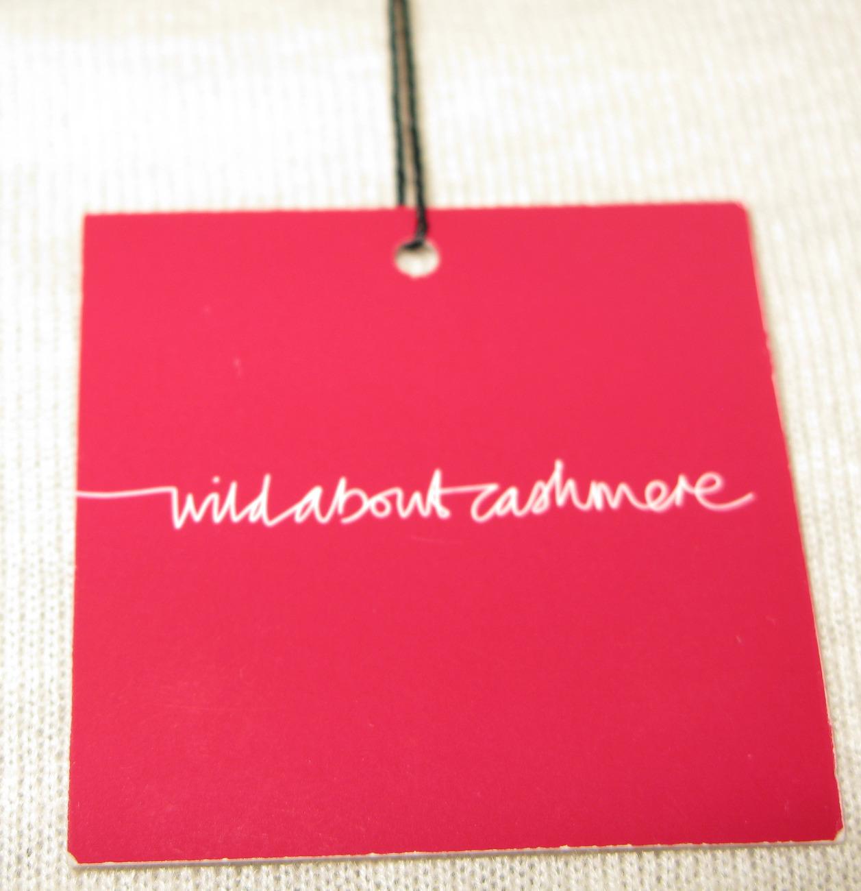 Linda Allard Ellen Tracy 100% Cashmere Cardigan NEW w tags