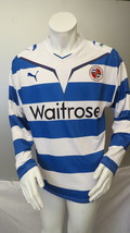 Reading FC Jersey - 2009 Home Jersey by Puma - Long Sleeve - Men's Medium - $55.00