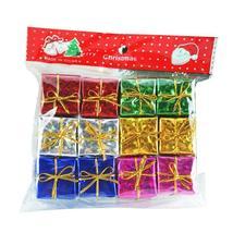 12Pc Mini Gift Box Christmas Tree Decorations Ornaments New-Year Decorat... - $0.60