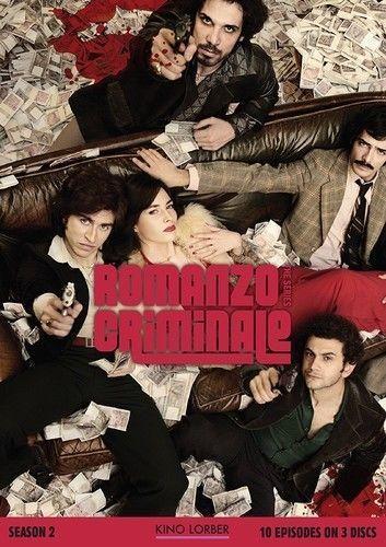 Romanzo Criminale: Complete Second Season 2 (DVD, 2017 3-Disc Set New) TV Series