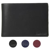 Calvin Klein CK Men's Genuine Leather Slimfold Embossed Logo Wallet 79814