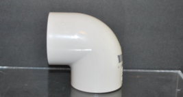 "2"" PVC SCH40 Socket  X Socket 90 ELL by Charlotte (Pressure) 406-020 - $2.95"