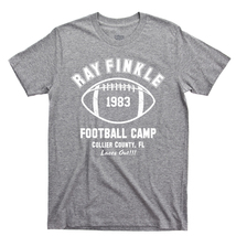 Ray Finkle Football Camp T Shirt, Laces Out Ace Ventura Men's Cotton Tee Shirt - $13.99+