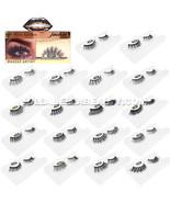 Jackie 5D Mink Lashes False Eyelashes Handmade Eye Makeup Long Volume *1... - $3.50