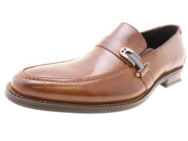 Stacy Adams Fennimore Men's Slip-On Loafer 24933 Cognac Size 9 - $44.20 CAD