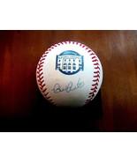 ROY WHITE WSC YANKEES SIGNED AUTO 75TH YANKEE STADIUM BASEBALL TRISTAR MLB - $79.19