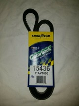 Goodyear Gatorback/Continental Elite V-Belt / Fan Belt 15436 - $10.00