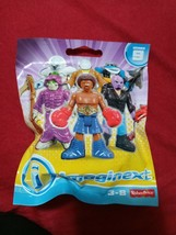 Imaginext Series 9 #42 INVISIBLE MAN Blind Bag Mystery Figure Fisher Price - $12.59