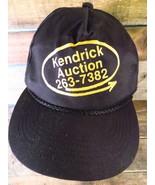 KENDRICK AUCTION Snapback Adult Hat Cap  - $17.81