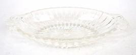 "ABP American Brilliant Cut Glass Star Bonbon Oval Dish Tray 6"" - $48.42"