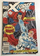 Marvel Comic Book, X- Force, Weapon X versus Stryfe, May 1992 #10 - $5.35